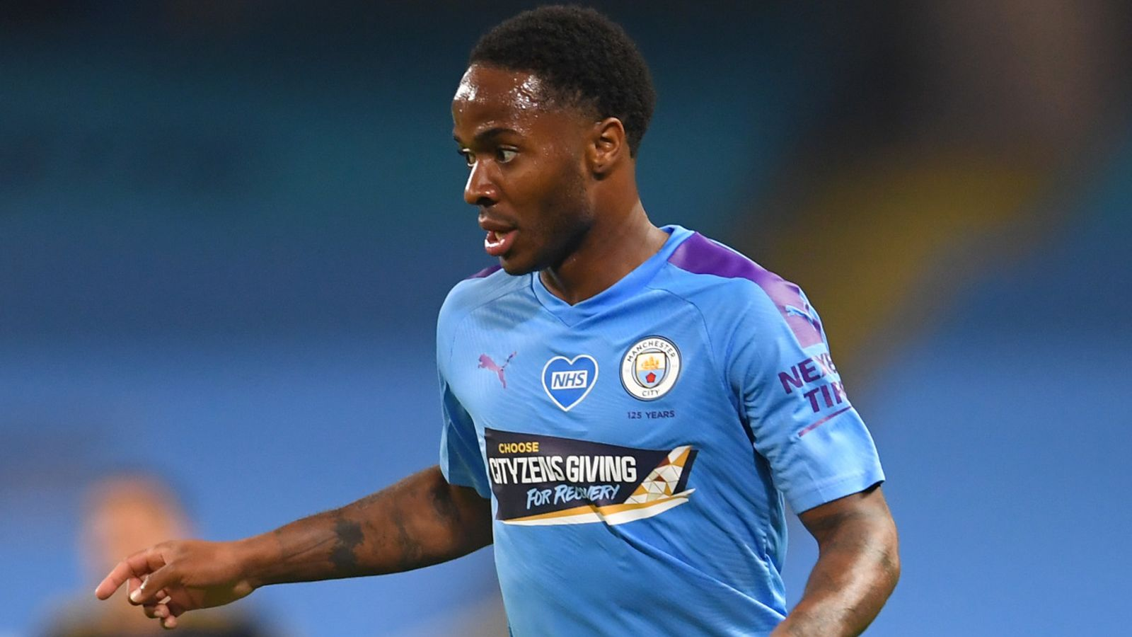 Photo of Frank Lampard questions Raheem Sterling's comments on manager progression