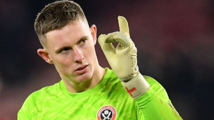 Dean Henderson has spent the previous two seasons at Sheffield United but could now challenge David de Gea at Old Trafford