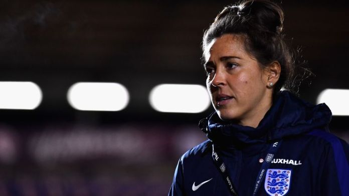 Fara Williams came on as a substitute under Phil Neville in friendlies against Belgium and Norway last September