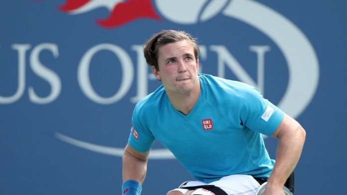 Britain's Gordon Reid also voiced his anger at the ITF