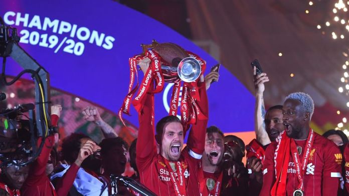 Henderson's contribution to Liverpool's success has been recognized by football writers across the country