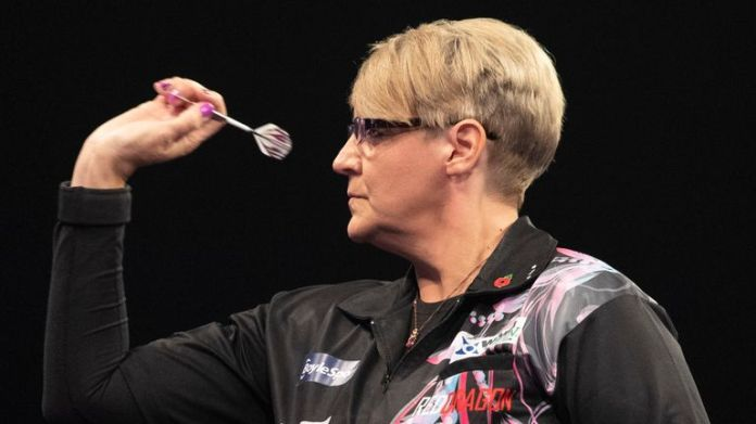 Lisa Ashton lost all three matches on her Grand Slam debut last year - and faces a tough draw in 2020