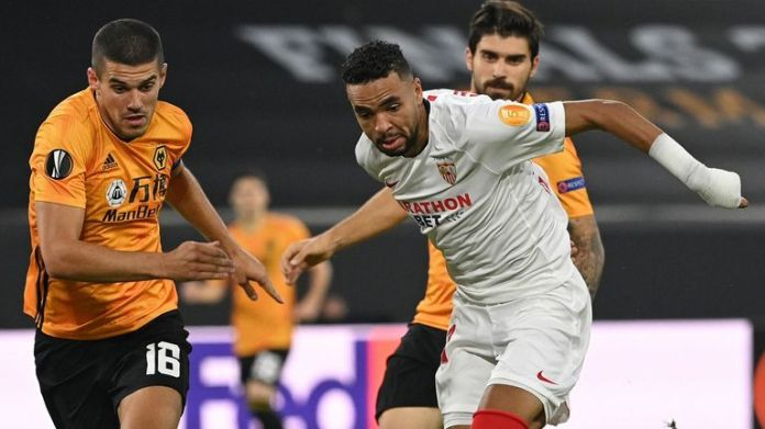 Sevilla reached the bottom four with a 1-0 win over Wolves