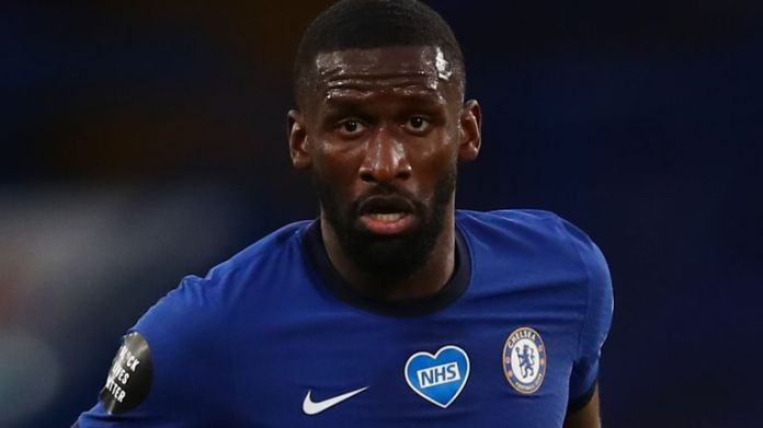 Rudiger has yet to play for Chelsea this season