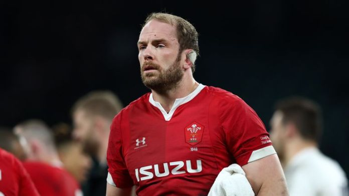 Alun Wyn Jones will pick up a record-extending 150th Test cap in Dublin against Ireland on Friday