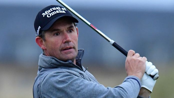 Padraig Harrington is chasing a first global win since the Portugal Masters 2016