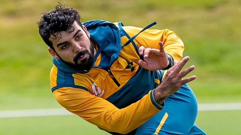 Pakistan's Shadab Khan will miss the first Test against New Zealand after sustaining a thigh problem in the final T20I