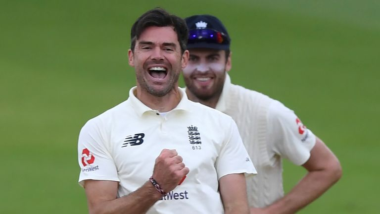 Jimmy Anderson says he is in the best shape of his thirties ahead of the Test series in Sri Lanka