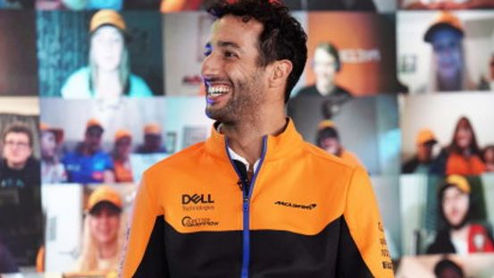 Daniel Ricciardo predicts bright McLaren future in Formula 1 as he begins a new chapter in his career