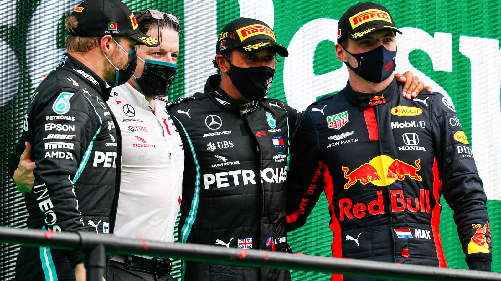 The F1 calendar for 2021 has been confirmed as the GP of Portugal with a rubber stamp for the third race of the new season