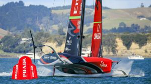 36th American Cup: New Zealand Emirates team wins back-to-back races to lead opening |  Address news