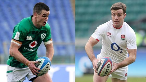 British and Irish Lions hopes Johnny Sexton and George Ford will go against this weekend
