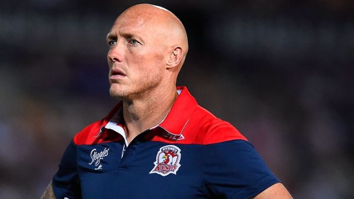 Craig Fitzgibbon is in talks to take the Cronulla-Sutherland Sharks head coach job