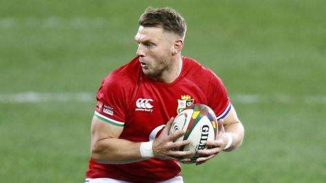 Starting Lions 10 Dan Biggar is scheduled to train on Thursday following concussion in the first Test