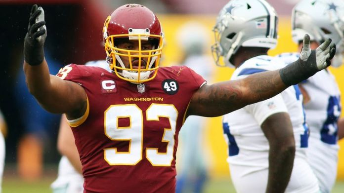 Jonathan Allen will be staying in Washington