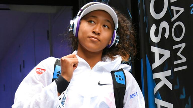 Naomi Osaka will be part of a women's field at this year's US Open at Flushing Meadows