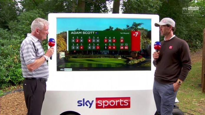 Former world No 1 Adam Scott reflects on making an encouraging start to the BMW PGA Championship with an opening-round 65 at Wentworth