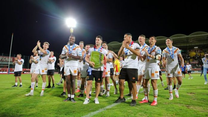 Catalans have already claimed the League Leaders' Shield in 2021