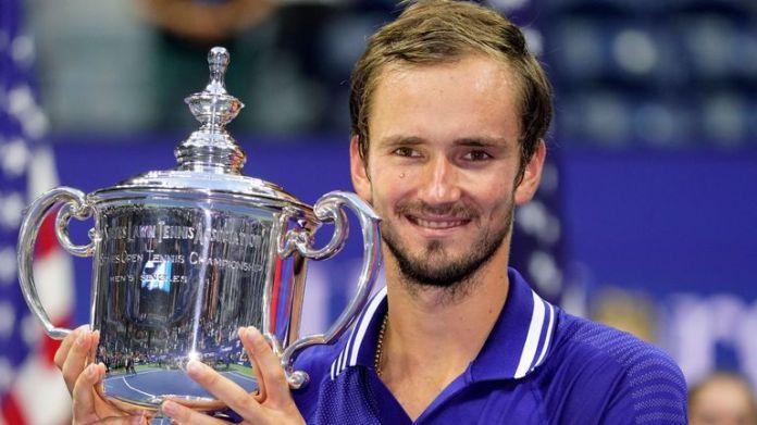 Daniil Medvedev ended Novak Djokovic's bid for the first calendar-year Grand Slam in men's tennis since 1969