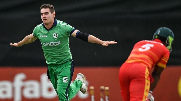 Josh Little took three wickets as Ireland beat Zimbabwe in the third ODI in Stormont