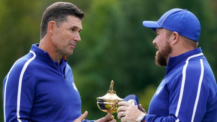 Who will Padraig Harrington pair together for the opening session of the Ryder Cup? Andrew Coltart and Nick Dougherty predict who will feature in Friday's foursomes