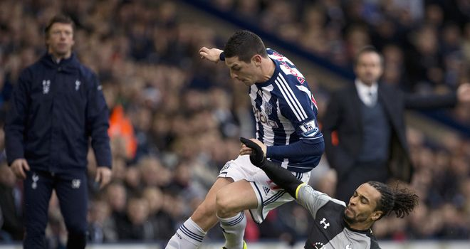 Graham Dorrans: Linked with West Brom exit
