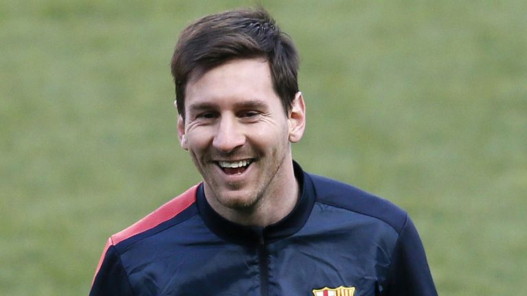 Image result for Messi happy