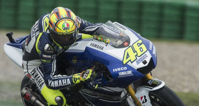 Valentino Rossi: Looked back to his best in Assen as he won the 80th race of his career