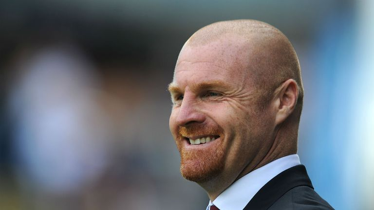 Championship: Sean Dyche hails historic Burnley win at ...