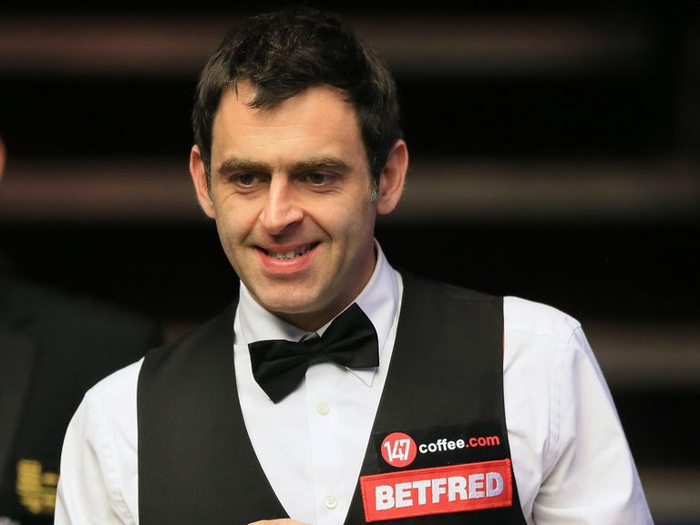 Ronnie O'Sullivan: Wants a party atmosphere at snooker events