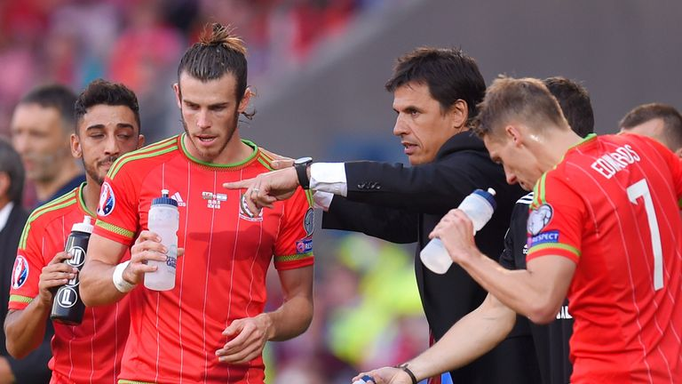 Chris Coleman took Wales to the Euro 2016 semi-finals