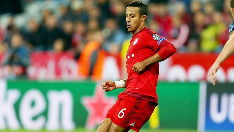 Image result for thiago bayern