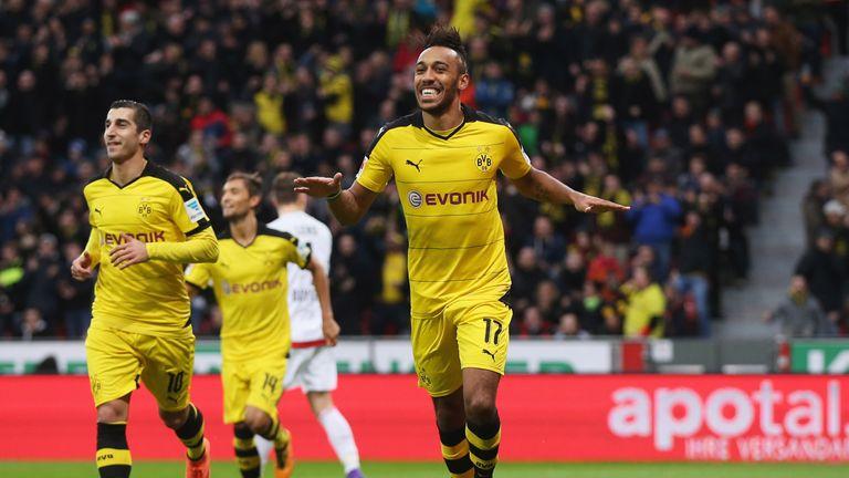 Aubameyang Is The Bundesliga Player Of The Year