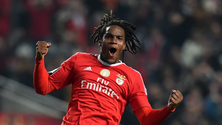 Renato Sanches can celebrate a call up to Portugal's Euro 2016 squad
