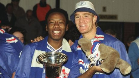 Image result for mark walters rangers cup