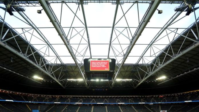 The Friends Arena hosts this season's Europa League final