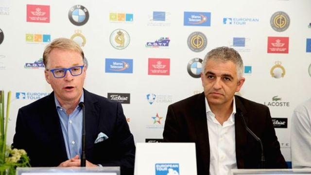 Keith Pelley (European Tour) and Ivan Khodabakhsh (Ladies European Tour) believe that holding coinciding events will help to grow the appeal of the game
