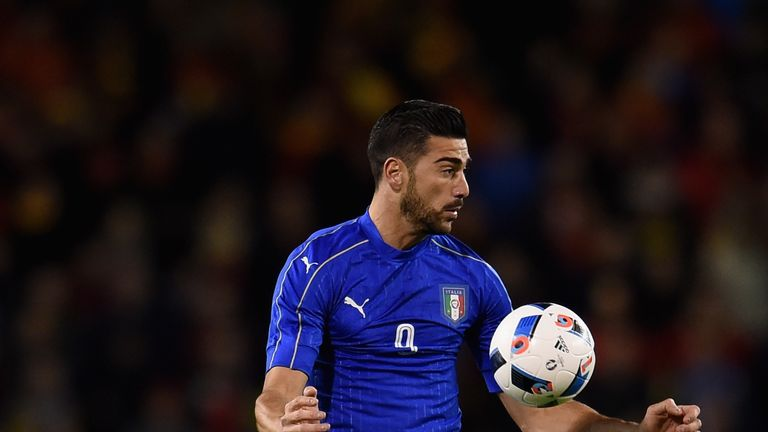 Graziano Pelle's 11 Premier League goals for Southampton helped earn him an Italy squad spot