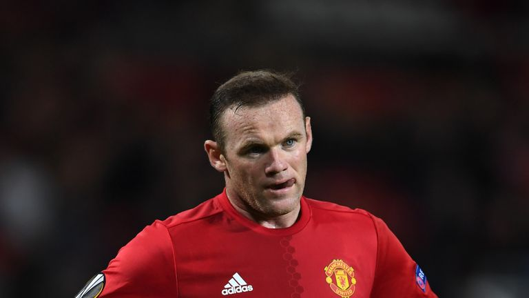 Los Angeles FC are hoping to bring Wayne Rooney to the MLS