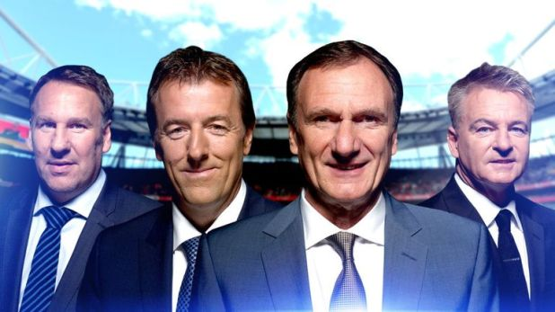 Soccer Saturday pundits Paul Merson, Matt Le Tissier, Phil Thompson and Charlie Nicholas  have their say on the big match