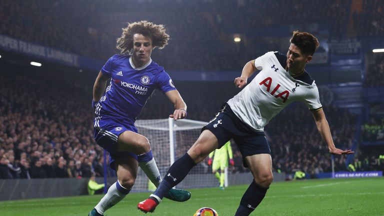 Chelsea 2 - 1 Tottenham - Match Report & Highlights