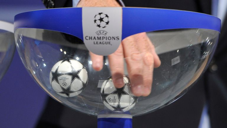 The Champions League Draw Takes Place On Friday March
