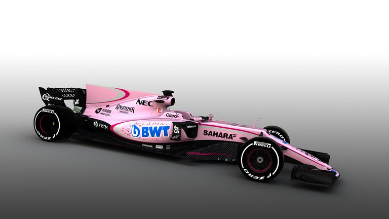 Force India F1 2017 - foto by wp.com