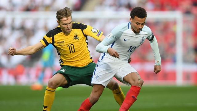 Alli has earned 18 caps for England in his career to date