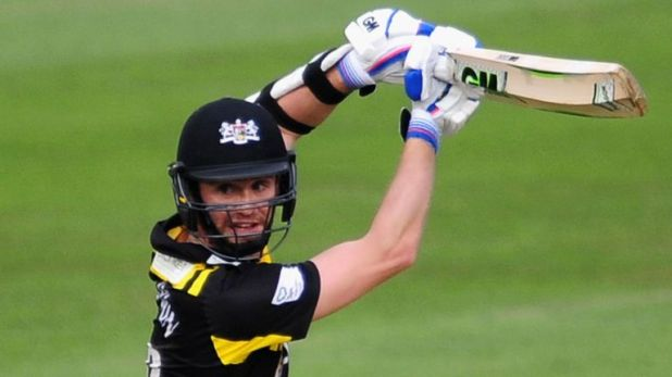 Ian Cockbain fired Gloucestershire to victory over Somerset in the South Group