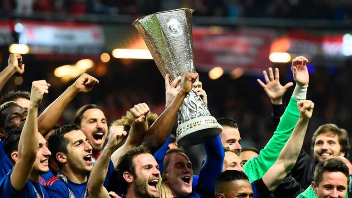 Manchester United's Europa League triumph means they have a Super Cup date with Champions League winners, Real Madrid