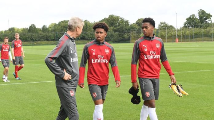 Image result for Reiss Nelson