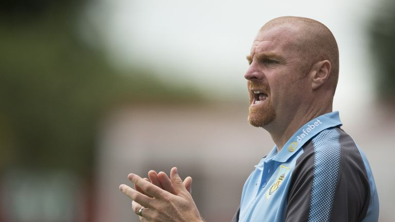 Burnley boss Sean Dyche backs transfer window changes ...
