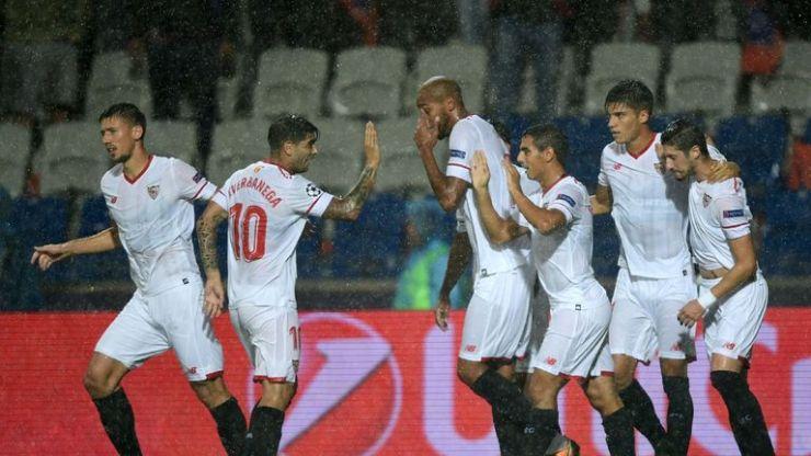 Sevilla represent a tough test for Liverpool