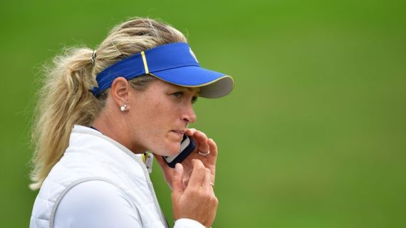 Pettersen was a late withdrawal from the event due to injury